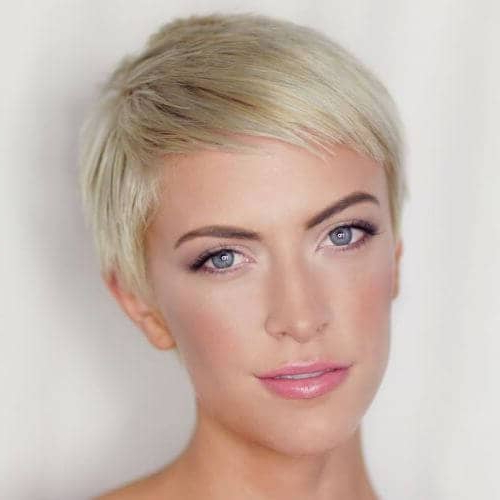 50 Pixie Haircuts You'll See Trending In 2018 With Sexy Pastel Pixie Hairstyles (View 20 of 25)