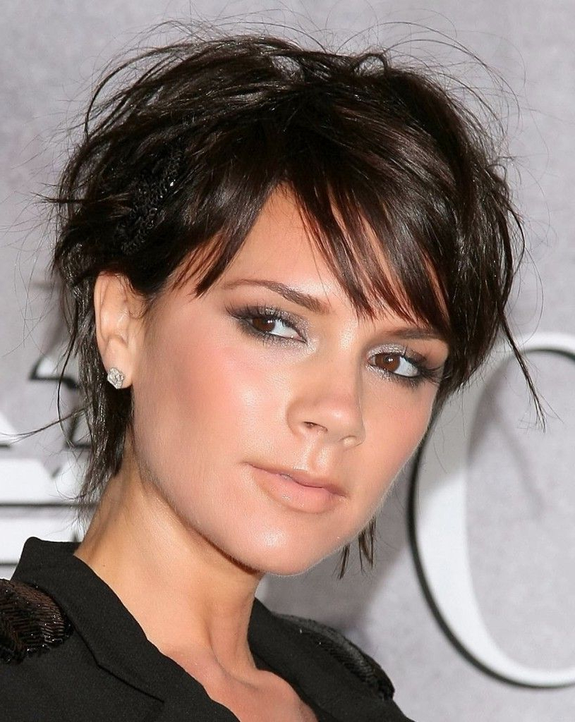 50 Sexiest Trendy Hairstyles For 2016   Hair Styles   Pinterest With Regard To Victoria Beckham Short Hairstyles (View 4 of 25)