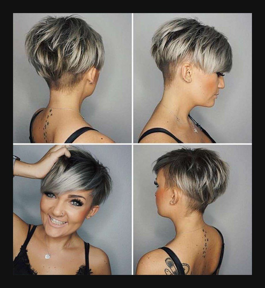 50 Spunky Short Hairstyles Lovely Short Hairstyle 2018 Hairstyles Regarding Spunky Short Hairstyles (View 8 of 25)