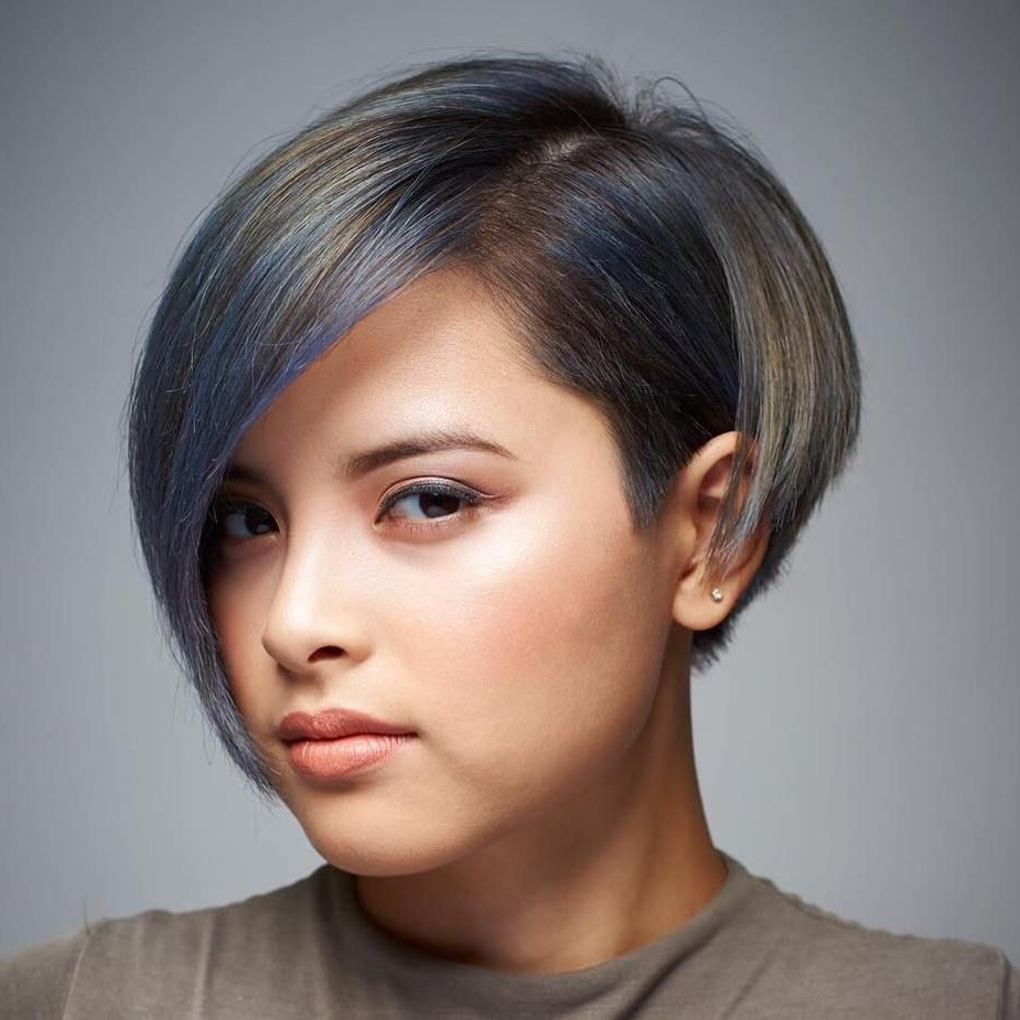 50 Super Cute Looks With Short Hairstyles For Round Faces   Short With Regard To Super Short Hairstyles For Round Faces (View 6 of 25)