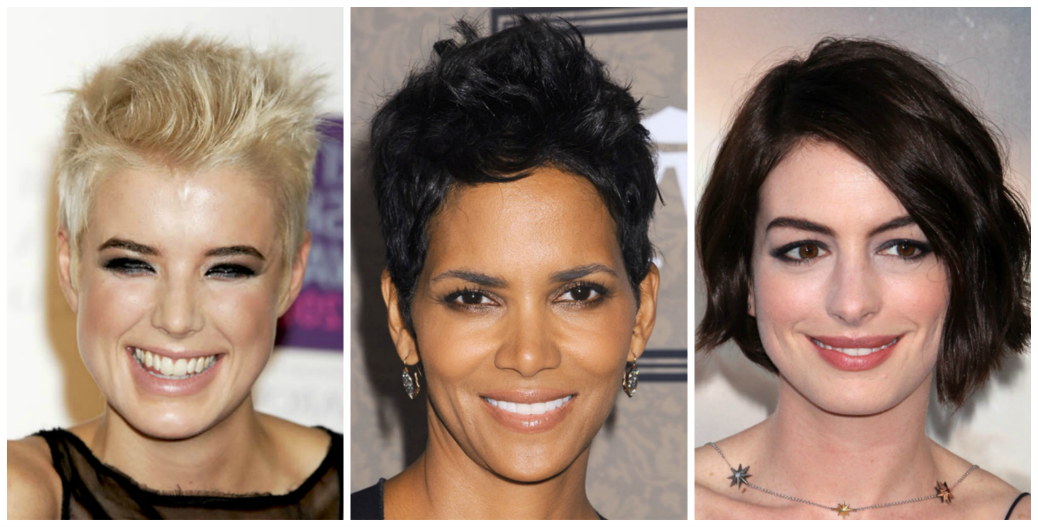 50 Super Cute Short Hairstyles For Women – Mama's A Rolling Stone In Elongated Choppy Pixie Haircuts With Tapered Back (View 15 of 25)