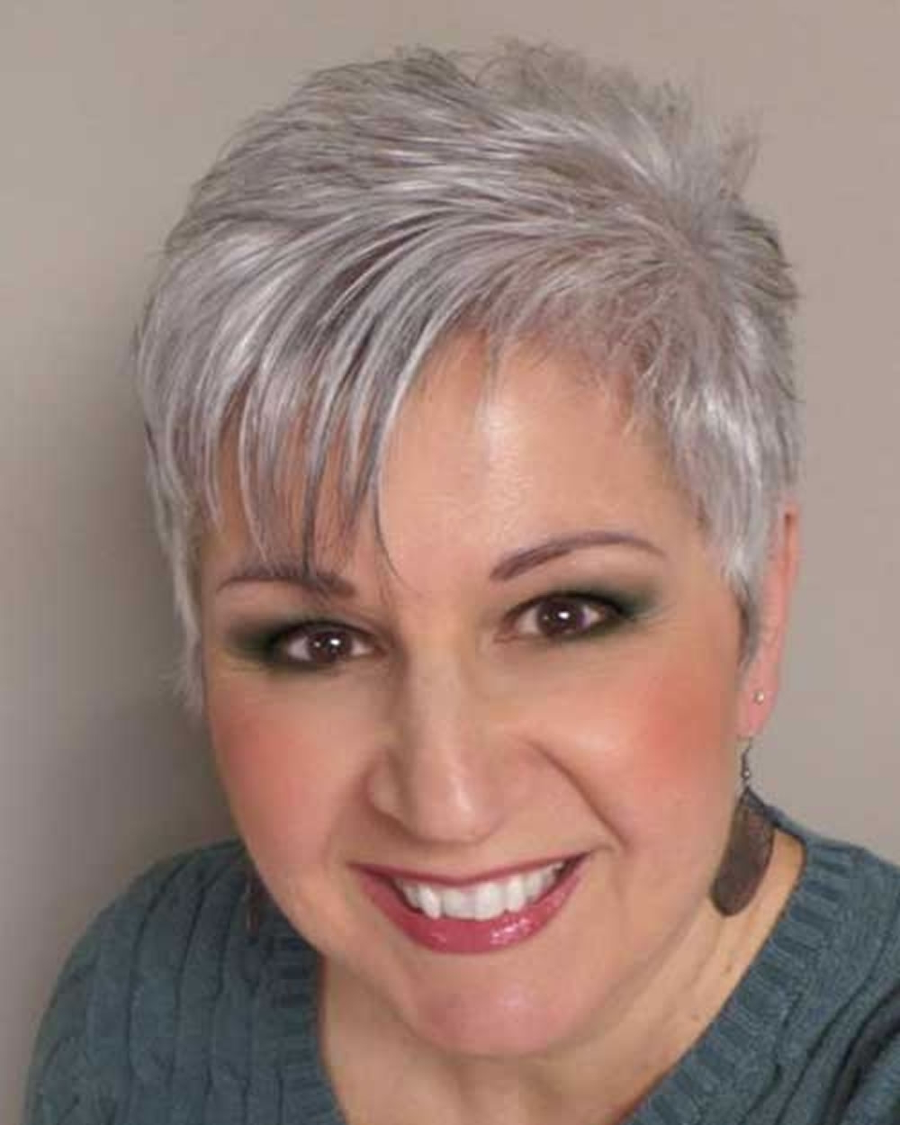 50S Hairstyles For Short Hair   All Hairstyles Intended For Short Hairstyles For The Over 50S (View 19 of 25)