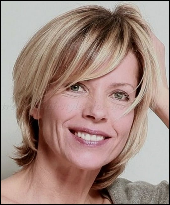 50S Hairstyles Women   Womens Hairstyles In Short Hairstyles For The Over 50S (View 17 of 25)