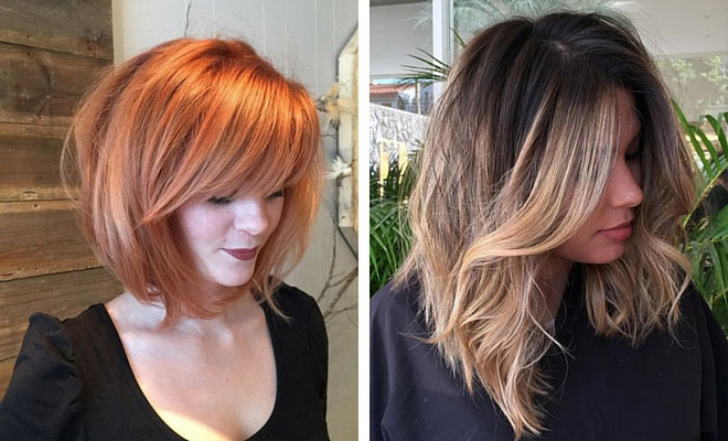 51 Trendy Bob Haircuts To Inspire Your Next Cut   Stayglam With Regard To Short Stacked Bob Hairstyles With Subtle Balayage (View 20 of 25)