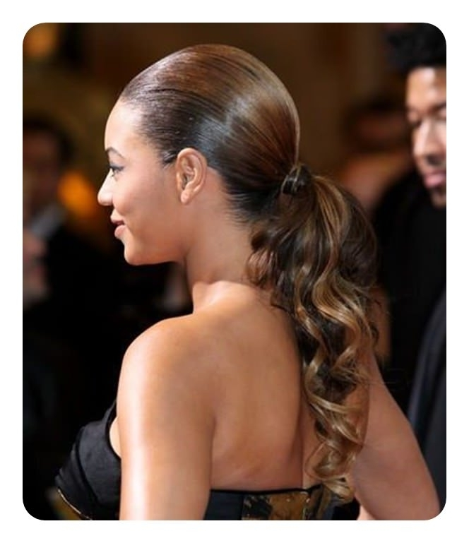 52 Classy Weave Ponytail Ideas You Are Sure To Love Intended For Elegant Ponytail Hairstyles For Events (View 10 of 25)