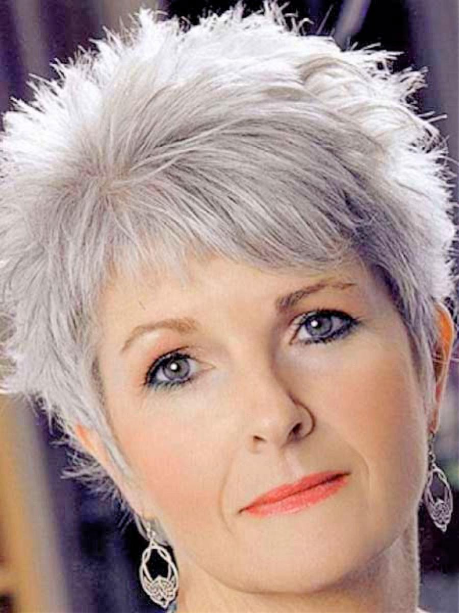 55 Older Womens Short Hairstyles 2017 Fresh Lovely Haircuts For For Older Lady Short Hairstyles (View 24 of 25)