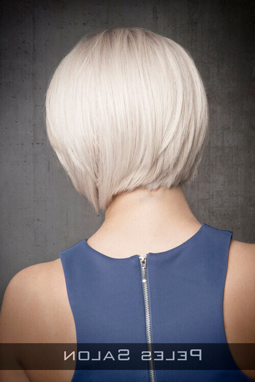 55 Perfect Hairstyles For Thick Hair (Popular For 2018) For Smooth Bob Hairstyles For Thick Hair (View 24 of 25)