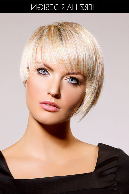 55 Perfect Hairstyles For Thick Hair (Popular For 2018) With Asymmetrical Haircuts For Thick Hair (View 24 of 25)
