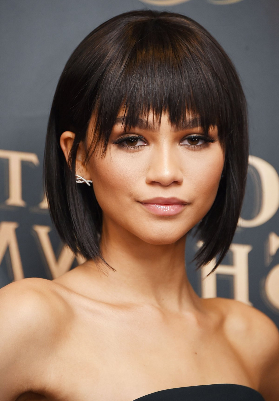 55 Pictures Of Black Women Short Hairstyles Beautiful Short Black Inside Black Bob Short Hairstyles (View 9 of 25)