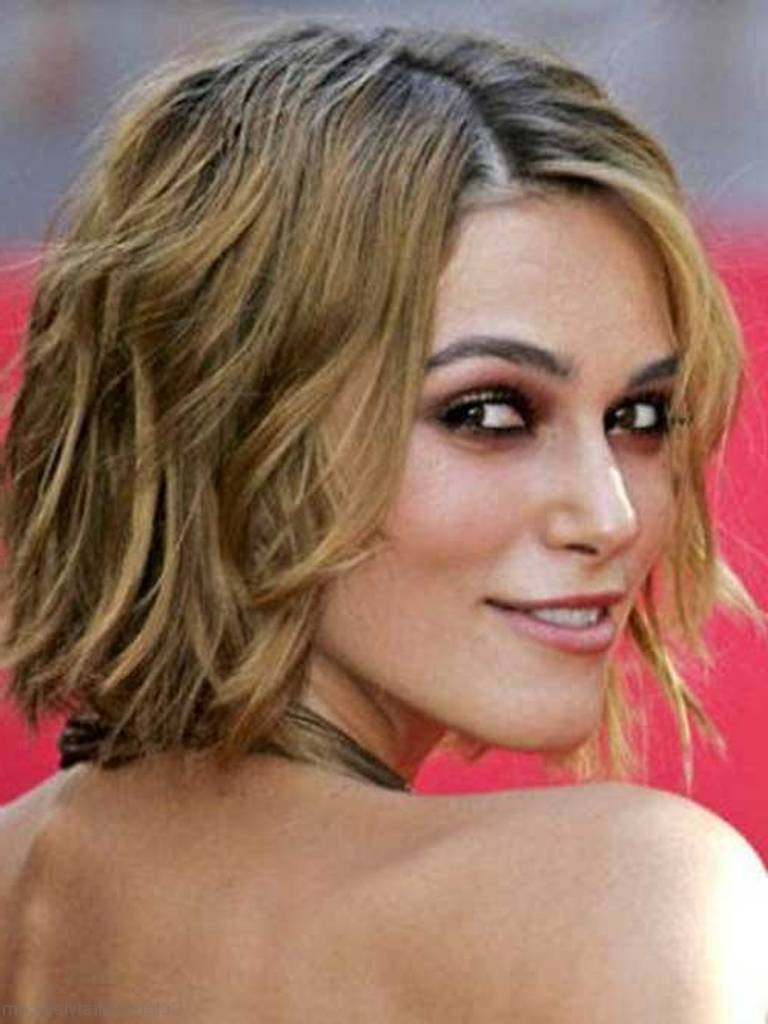 55 Pretty Hairstyles Of Keira Knightley Within Keira Knightley Short Haircuts (View 13 of 25)