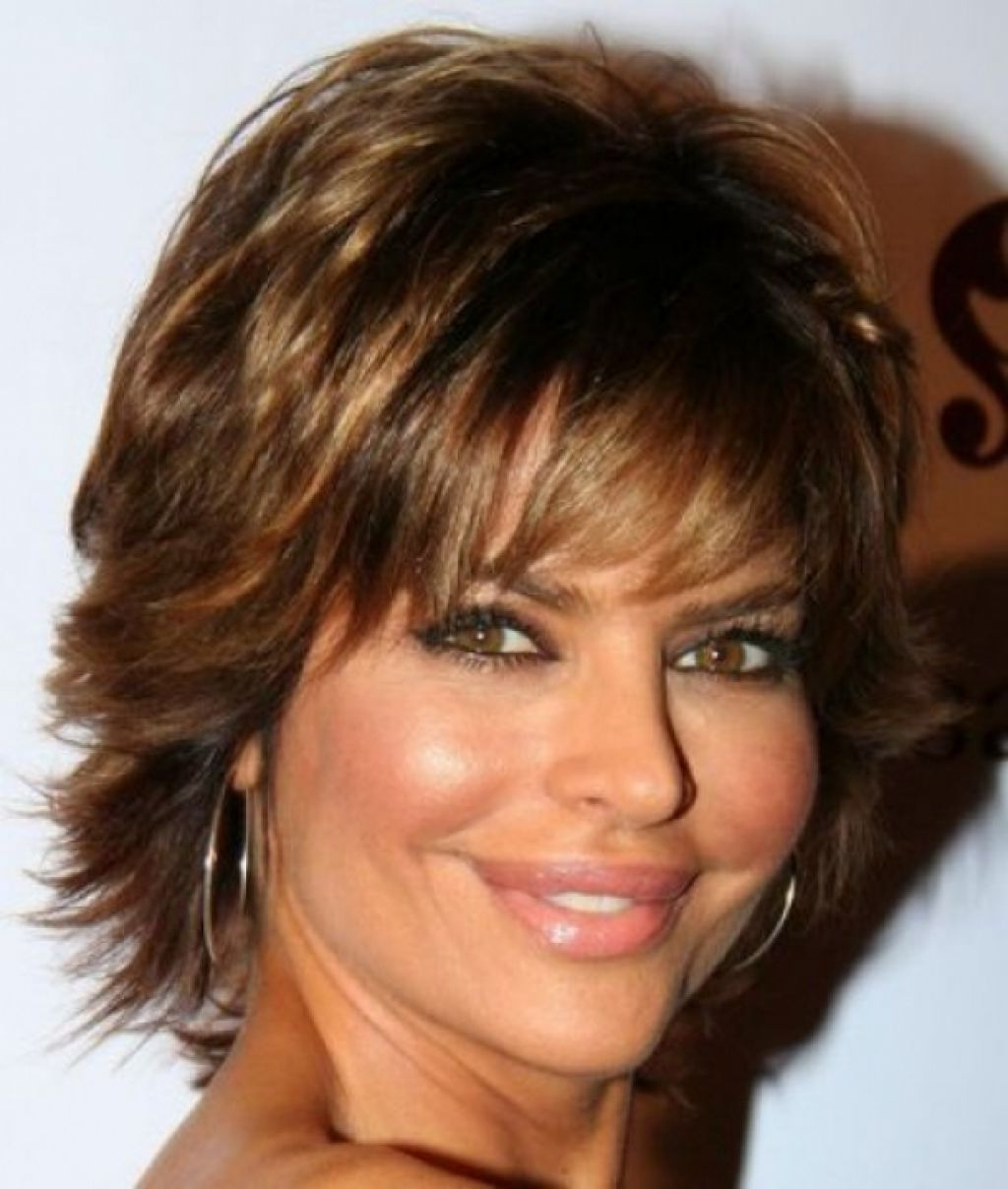 55 Short Hairstyles Over 50 Fine Hair Unique Short Hairstyle For With Regard To Short Hairstyles For Fine Hair Over  (View 15 of 25)