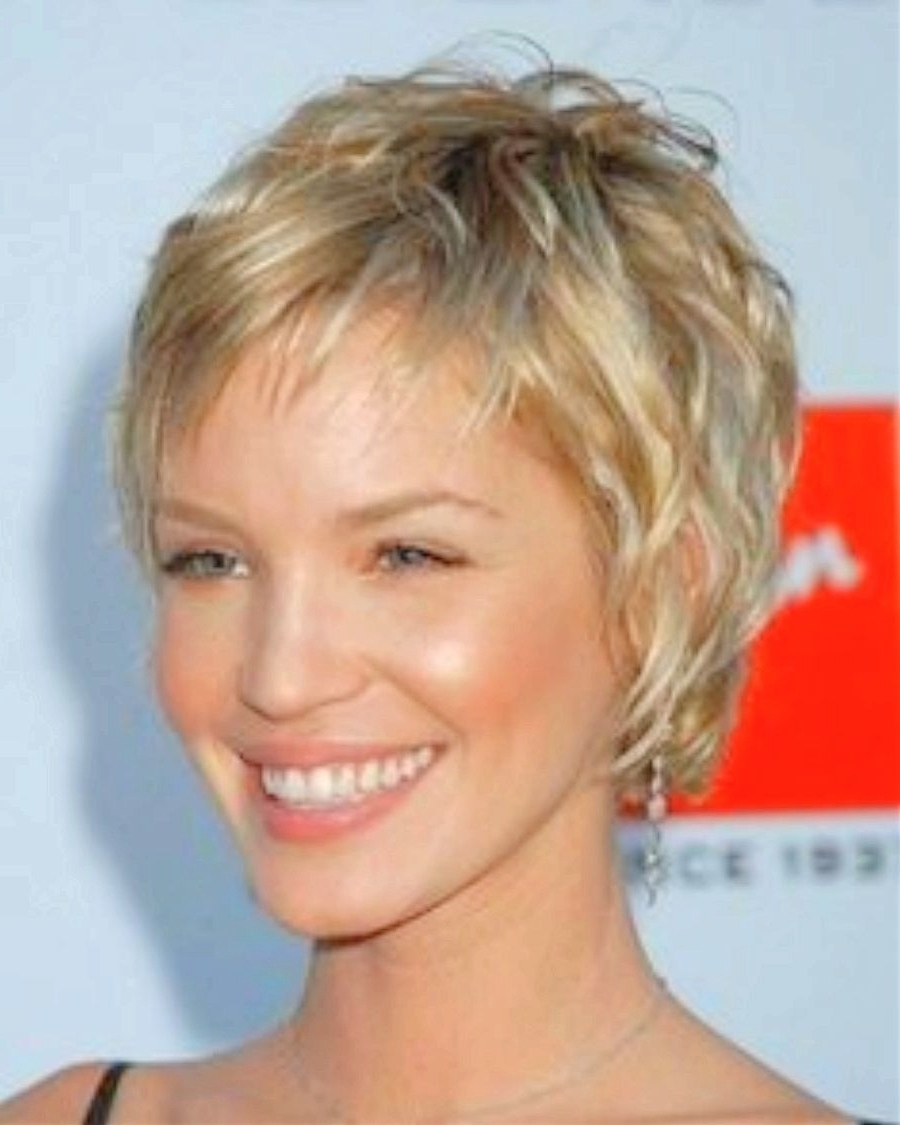 55 Short Wavy Hairstyles For Over 50 Beautiful Short Hairstyles For Throughout Short Hairstyles For The Over 50S (View 5 of 25)