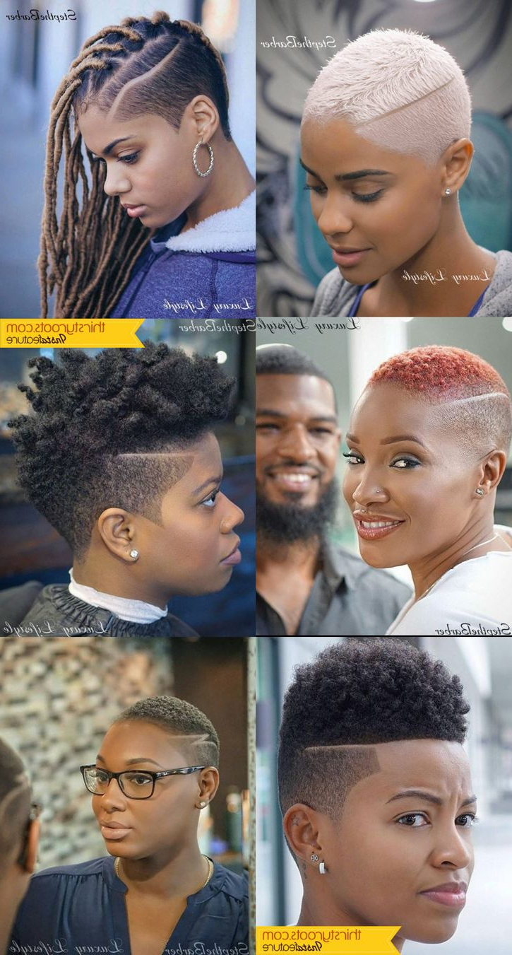 6 Fade Haircuts For Womenstep The Barber | Rapunzel, Rapunzel Within Short Haircuts For Studs (Gallery 2 of 25)