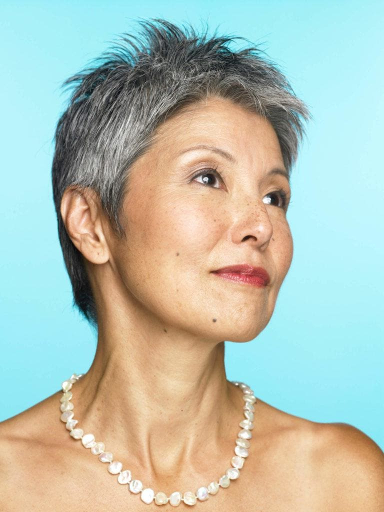 6 Stylish Short Hairstyles For Older Women With Short Hairstyles For Mature Women (View 25 of 25)