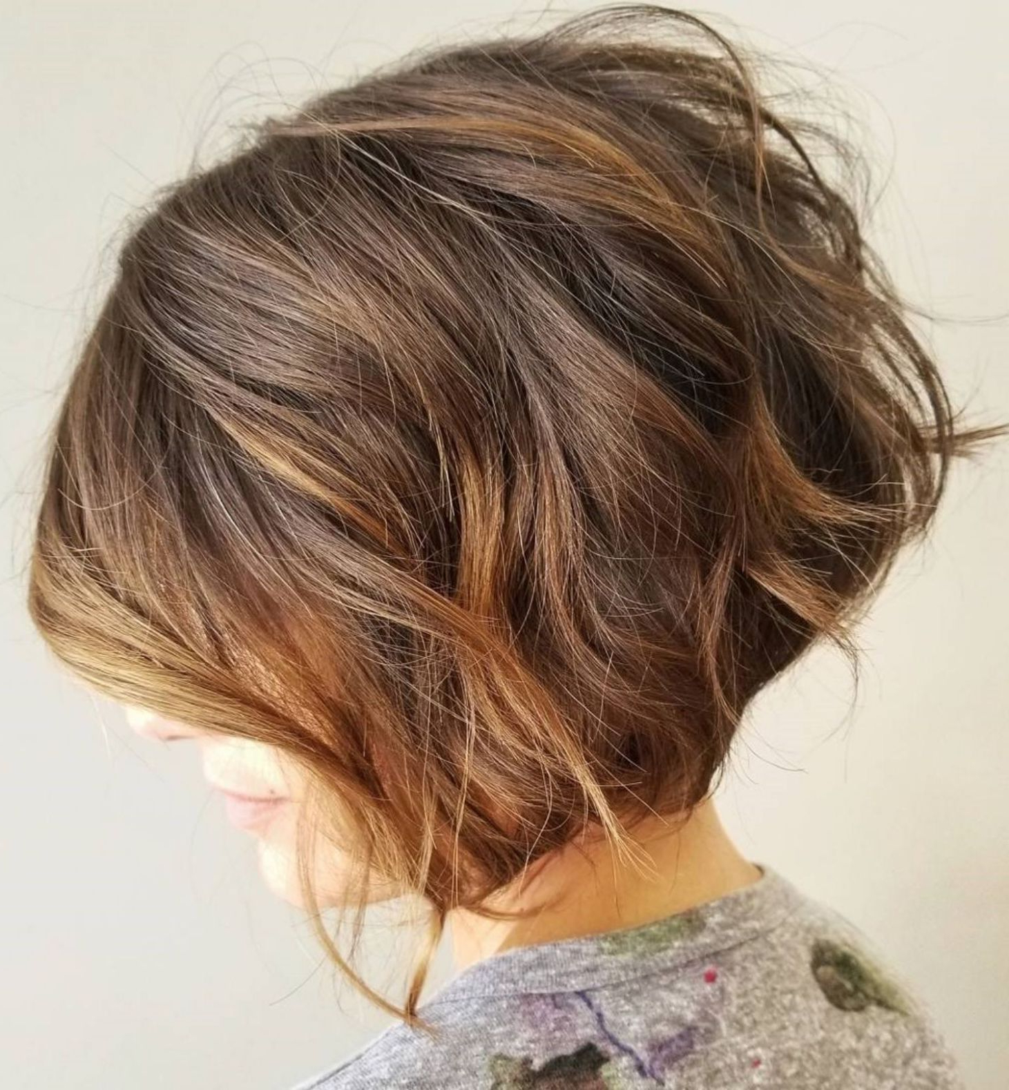 60 Best Short Bob Haircuts And Hairstyles For Women In 2018 | Hair Throughout Jaw Length Curly Messy Bob Hairstyles (Gallery 6 of 25)