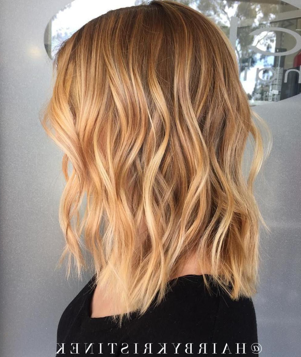 60 Best Strawberry Blonde Hair Ideas To Astonish Everyone In 2018 Within Strawberry Blonde Short Haircuts (Gallery 12 of 25)