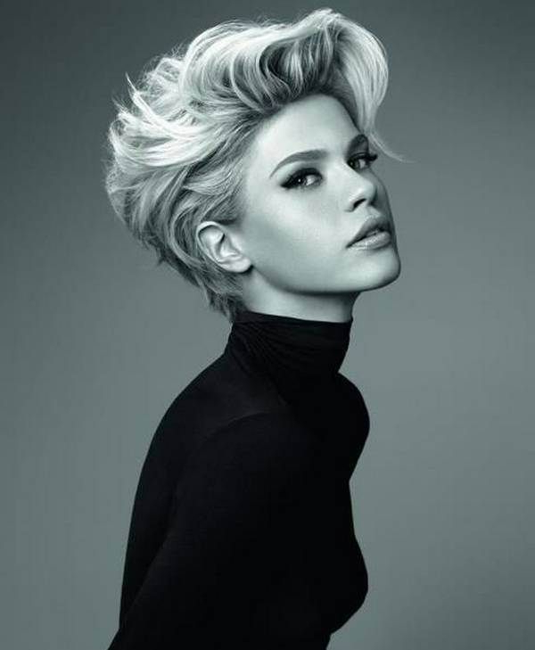 60 Classy Short Haircuts And Hairstyles For Thick Hair | ???????? Throughout Short And Classy Haircuts For Thick Hair (View 15 of 25)