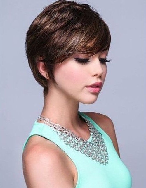 60 Classy Short Haircuts And Hairstyles For Thick Hair | Hairs With Regard To Short And Classy Haircuts For Thick Hair (View 7 of 25)