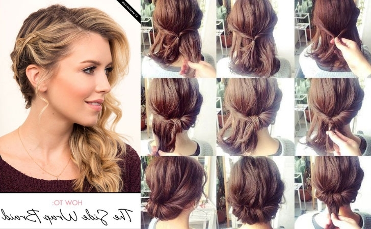 60 Easy Stepstep Hair Tutorials For Long, Medium And Short Hair With Intricate And Messy Ponytail Hairstyles (Gallery 10 of 25)