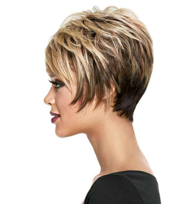 60 Trendiest Low Maintenance Short Haircuts You Would Love To Sport With Messy Sassy Long Pixie Haircuts (Gallery 23 of 25)