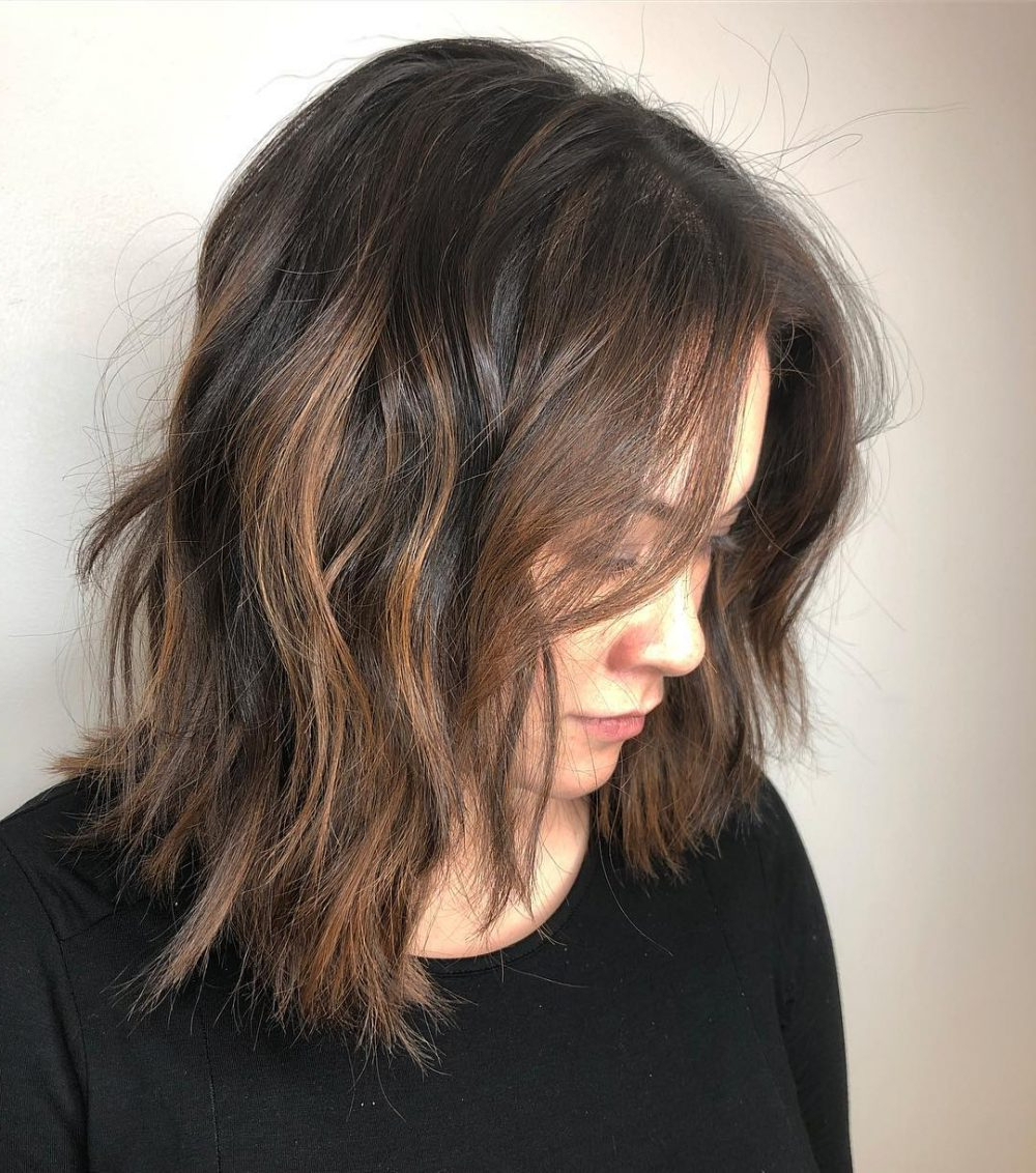61 Chic Medium Shag Haircuts For 2018 In Short Shaggy Layered Haircut (Gallery 19 of 25)