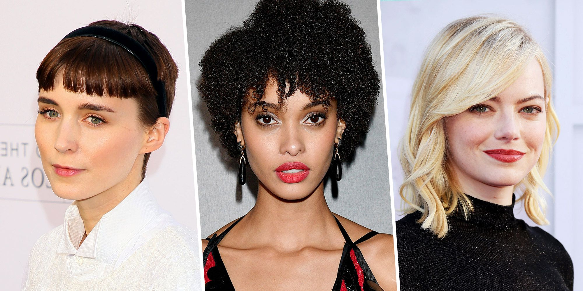 65 Best Short Hairstyles, Haircuts, And Short Hair Ideas For 2018 Within Short Haircuts For Voluminous Hair (Gallery 23 of 25)