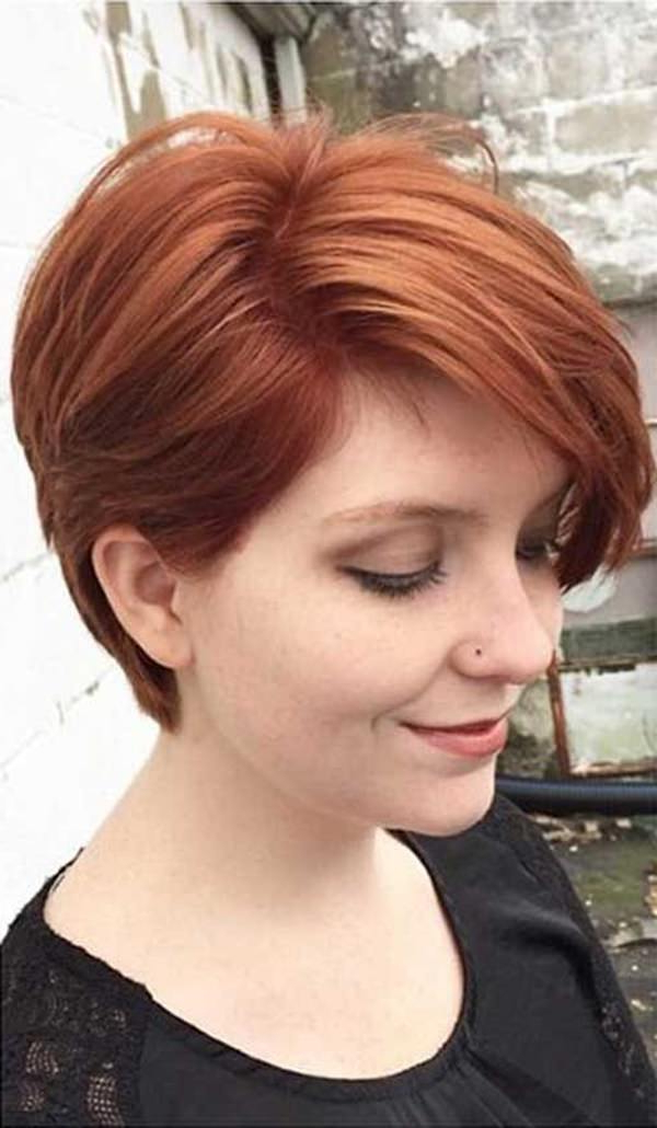 66 Pixie Cuts For Thick/thin Hair – Style Easily Intended For Silver Side Parted Pixie Bob Haircuts (Gallery 9 of 25)