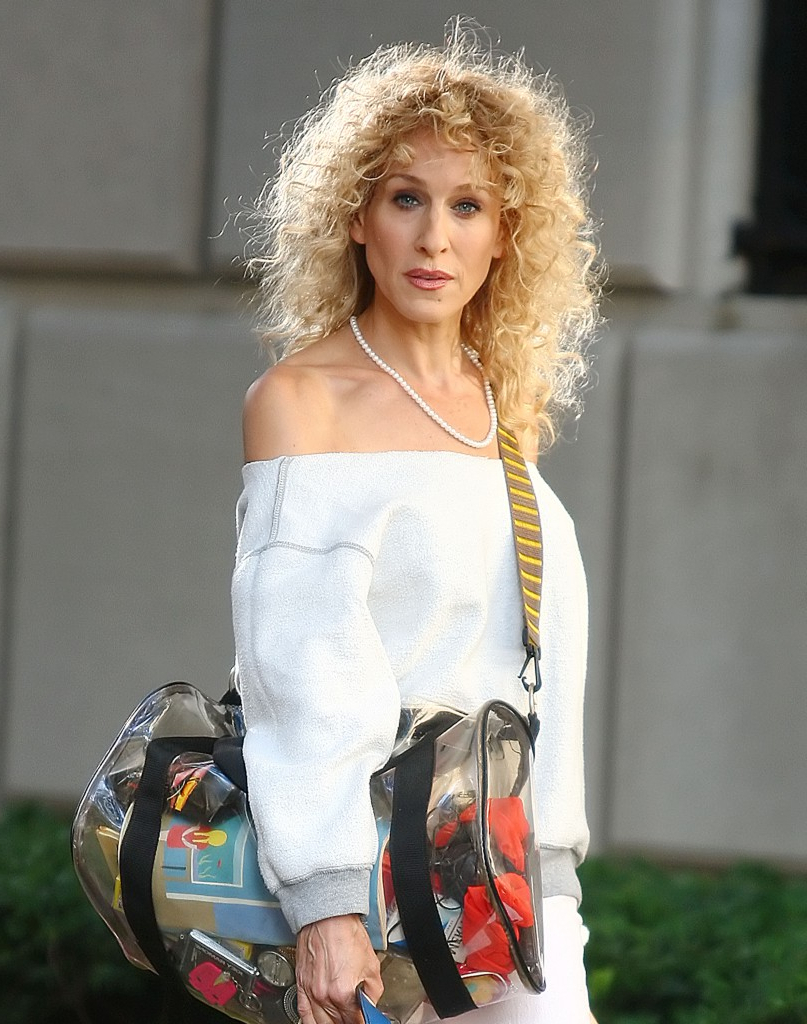 7 Doubts About Carrie Bradshaw Hairstyles You Should Clarify Inside Carrie Bradshaw Short Hairstyles (Gallery 21 of 25)