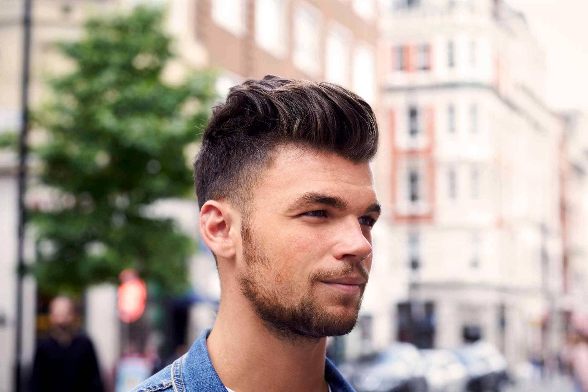 7 Handsome Curly Men's Undercut Hairstyles Throughout Undercut Hairstyles For Curly Hair (View 18 of 25)