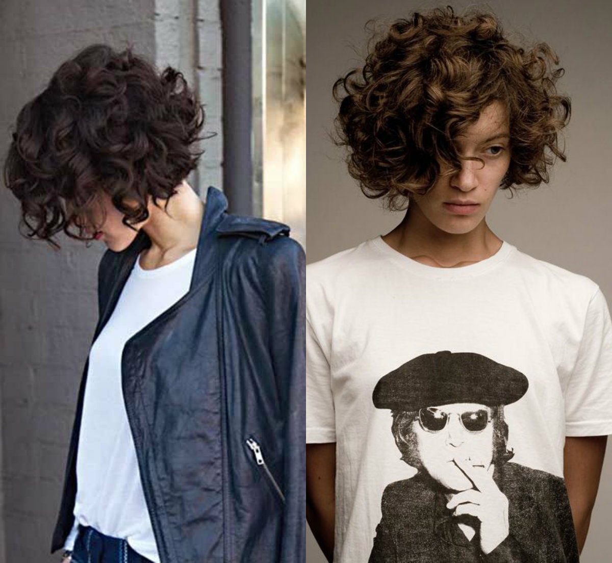 7 Simply Best Bob Hairstyles That You Should Know For 2017 Within Curly Brunette Bob Hairstyles With Bangs (Gallery 19 of 25)