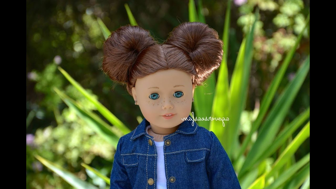 7 Thoughts You Have As Cute Hairstyles For American Girl Dolls Inside Hairstyles For American Girl Dolls With Short Hair (Gallery 16 of 25)