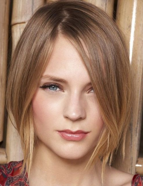 70 Devastatingly Cool Haircuts For Thin Hair | Beauty | Pinterest Throughout Sleek Bob Hairstyles For Thin Hair (Gallery 1 of 25)