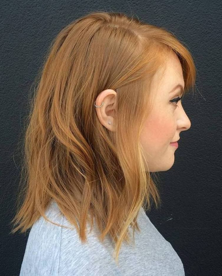 70 Devastatingly Cool Haircuts For Thin Hair In 2018 | Hair With Choppy Tousled Bob Haircuts For Fine Hair (View 4 of 25)