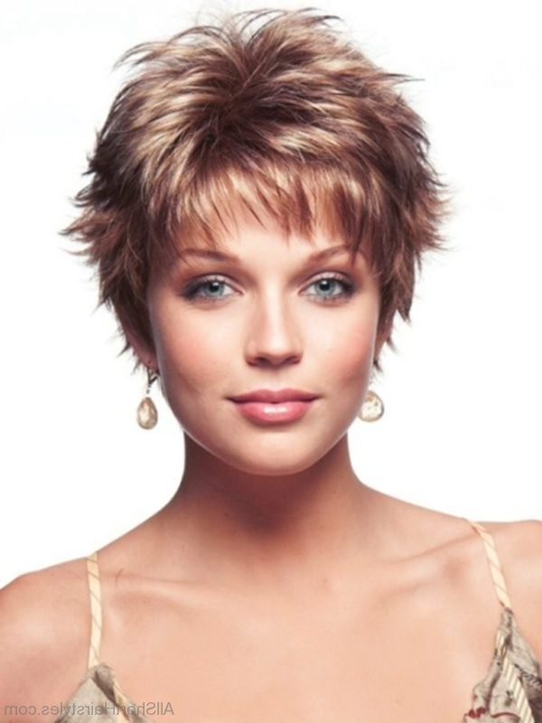 70 Pretty Short Spiky Hairstyles Within Short Spiked Haircuts (View 24 of 25)