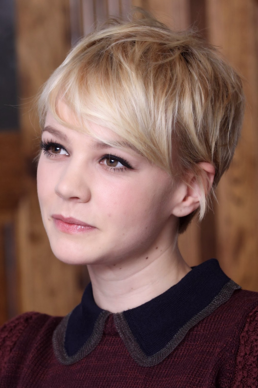 77 Short Hairstyles For Thin Hair And Round Face Best Of Awesome With Short Hairstyles For Thin Fine Hair And Round Face (View 6 of 25)