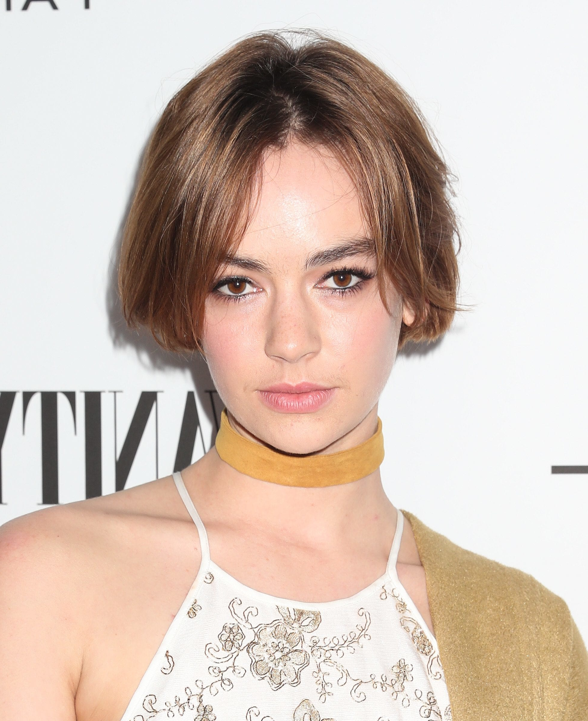 8 Celebrity Approved Short Hairstyles For Heart Shaped Faces | All With Short Hairstyles For Heart Shaped Faces (Gallery 5 of 25)