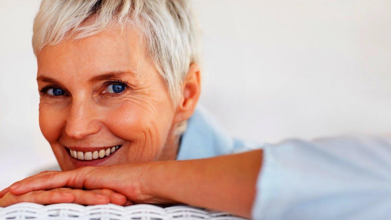 8 Short Hairstyles For Women Over 50 | Short Hairstyles - Youtube intended for Hairstyles For Short Hair For Women Over 50