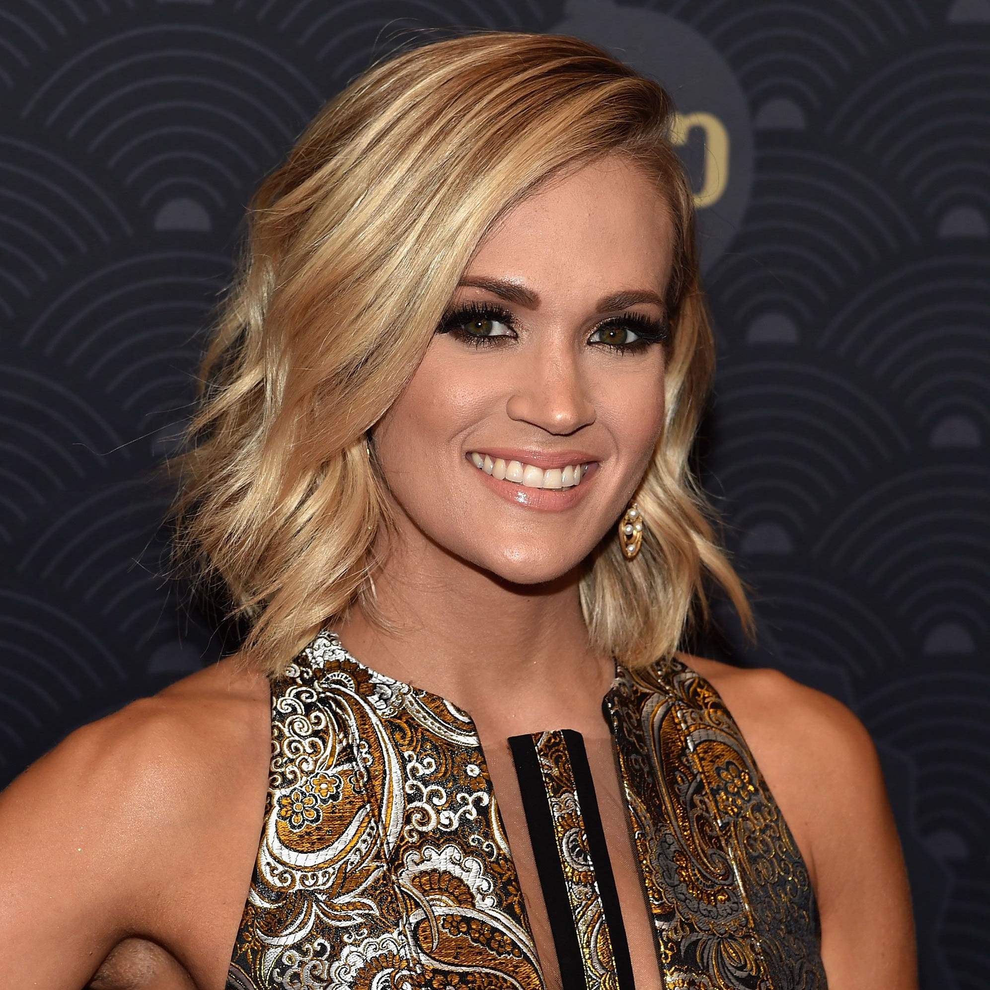 Explore Gallery Of Carrie Underwood Short Hairstyles Showing 20 Of