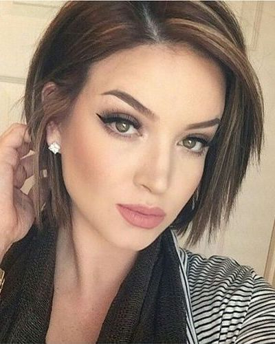 89 Of The Best Hairstyles For Fine Thin Hair For 2018 Intended For Layered Bob Haircuts For Fine Hair (Gallery 21 of 25)