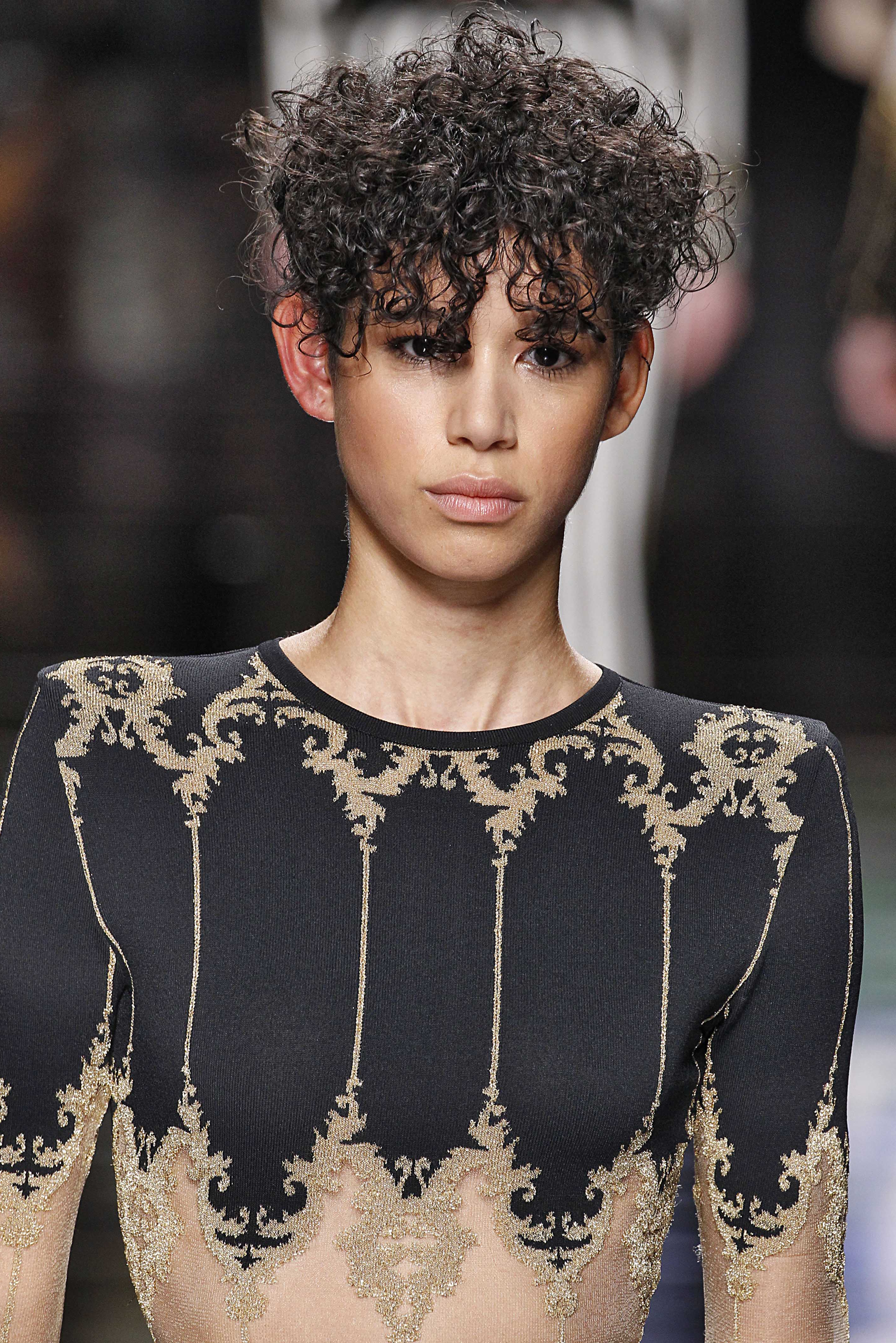 9 Short Edgy Haircuts To Inspire Your New Look (Plus A Tutorial!) Inside Edgy Short Curly Haircuts (View 12 of 25)