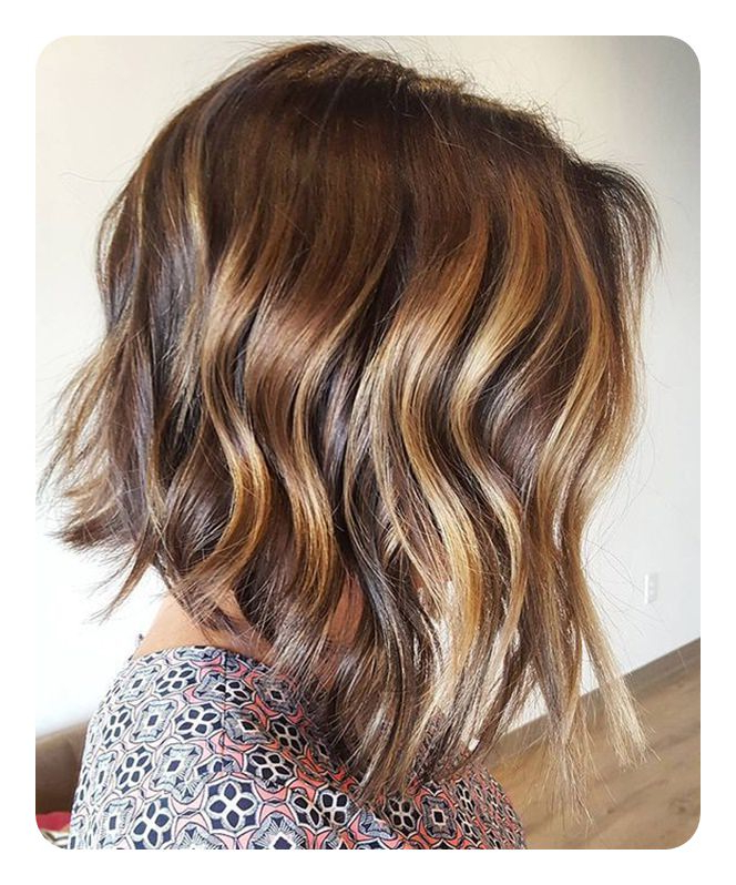 92 Layered Inverted Bob Hairstyles That You Should Try – Style Easily Pertaining To Inverted Brunette Bob Hairstyles With Feathered Highlights (View 13 of 25)