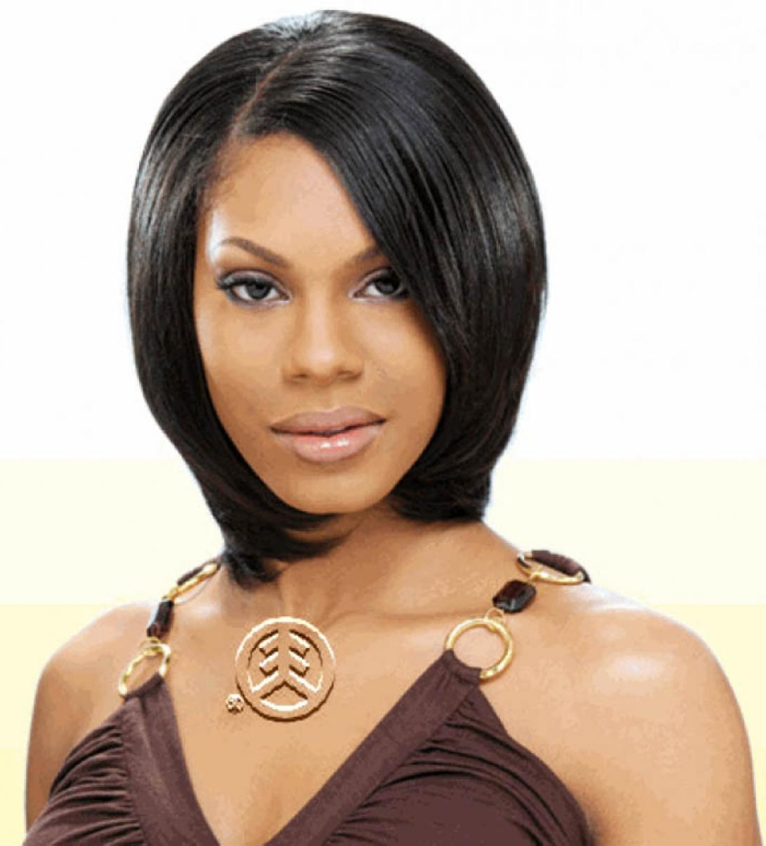 99 African American Short Weave Hairstyles Fresh Weave Hair Cuts With Short Weaves For Oval Faces (View 3 of 25)