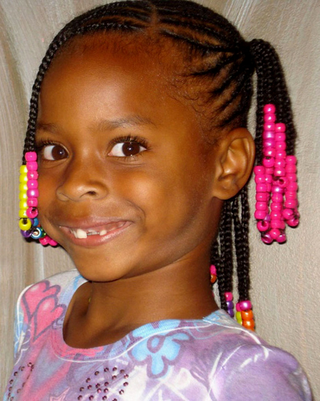 99 Short Hairstyles For Little Girl 2017 Best Of Best Easy Within Black Little Girl Short Hairstyles (View 8 of 25)