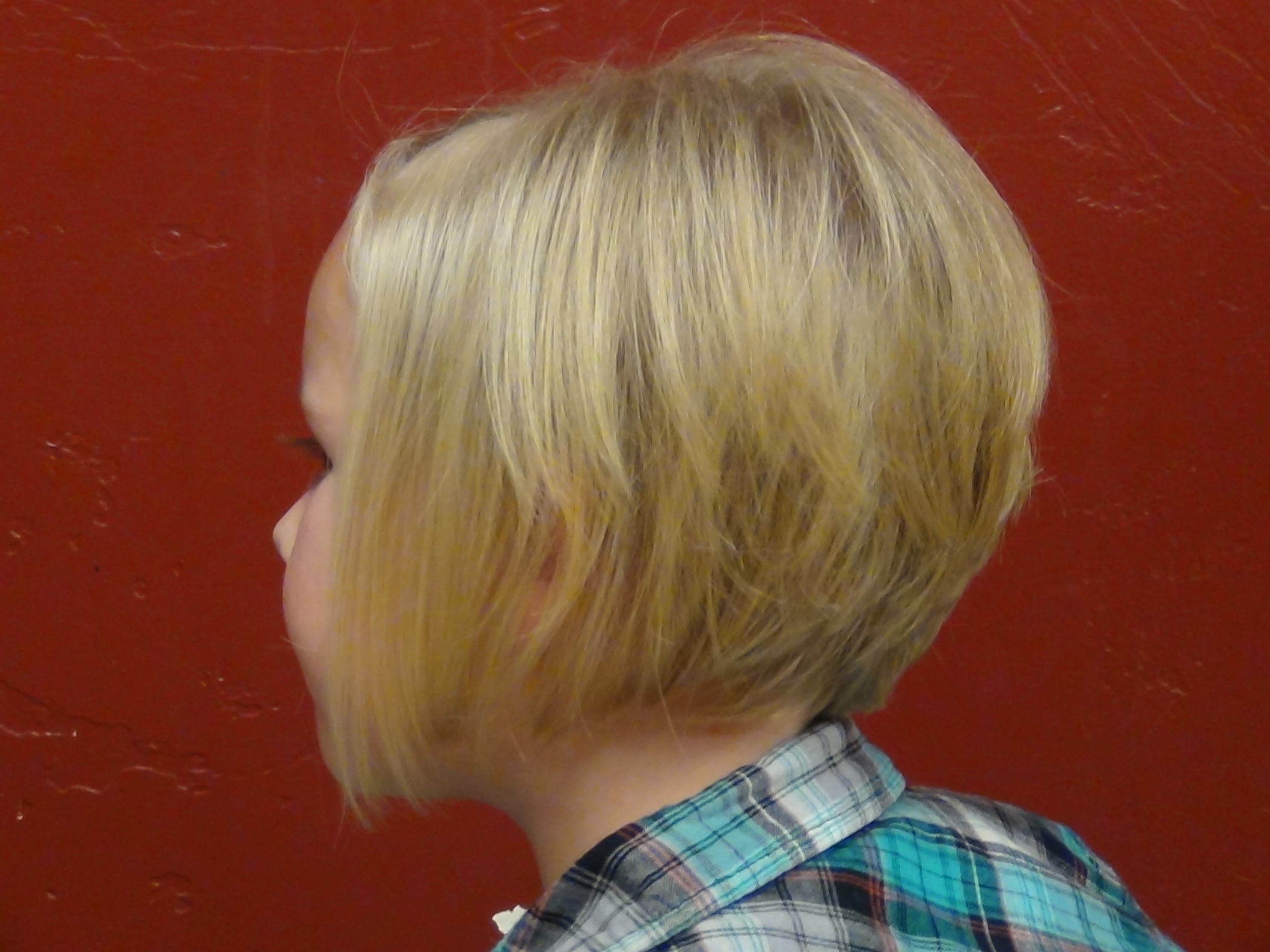 A Line Bob Haircut For Little Girl Hairstyles | Boys And (Girls With Regard To Young Girl Short Hairstyles (Gallery 14 of 25)