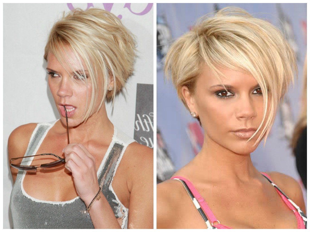 A Selection Of Short Inverted Bob Haircuts – Hair World Magazine With Regard To Inverted Short Haircuts (View 3 of 25)