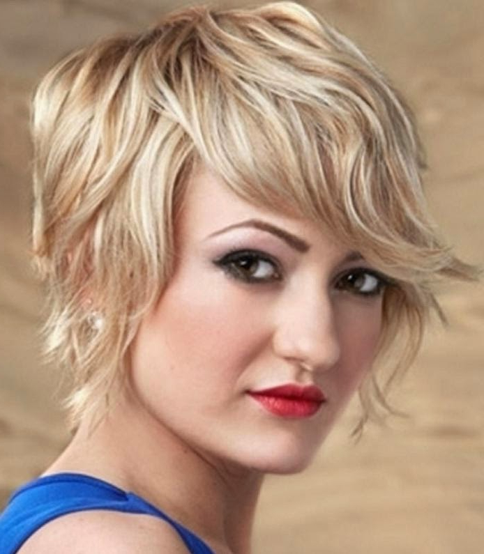 Adorable Brief Wavy Haircuts Inside Adorable Wavy Bob Hairstyles (Gallery 25 of 25)