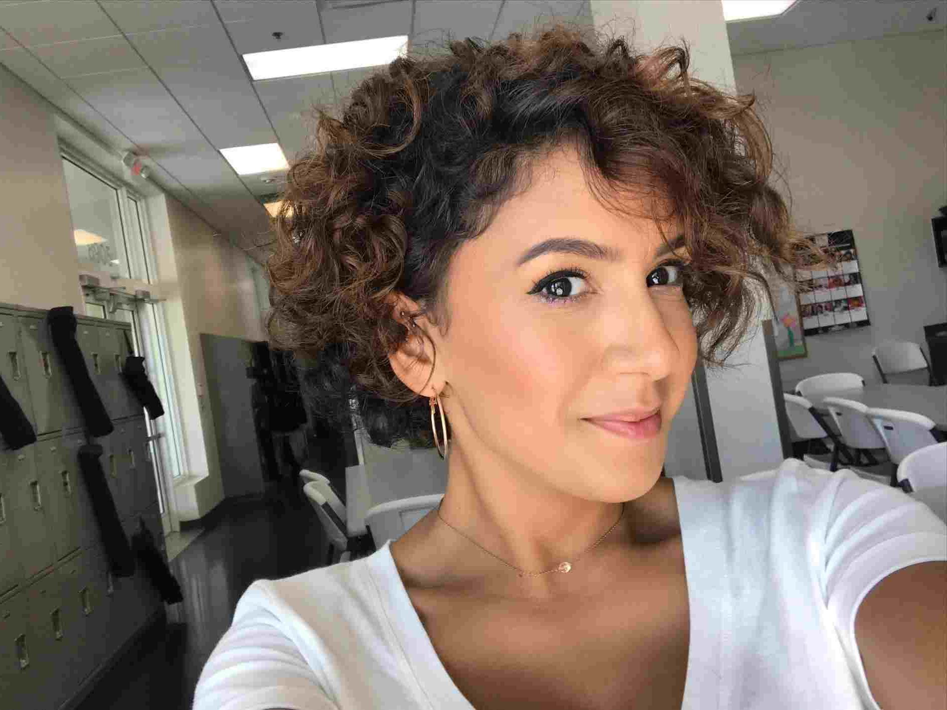 Adorable Natural Curly Hairstyles Tumblr On Short Bob Pixie For Short Bob For Curly Hairstyles (Gallery 13 of 25)