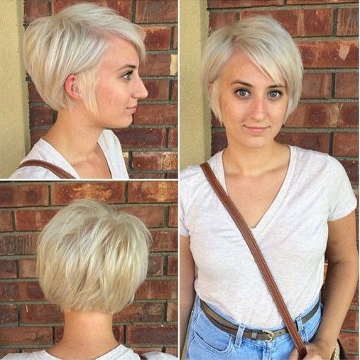 Adorable Pixie Haircut Ideas With Bangs | Pixie | Pinterest | Hair For Messy Sassy Long Pixie Haircuts (Gallery 17 of 25)