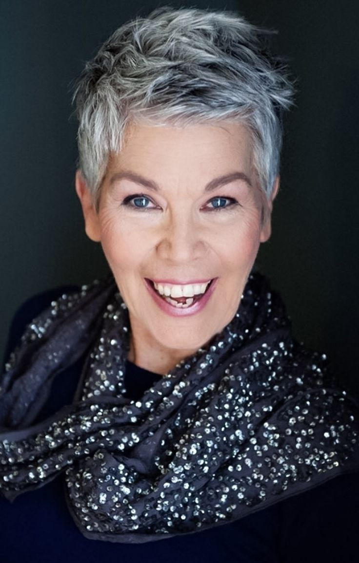 Afbeeldingsresultaten Voor Short Hair Styles For Women Over 50 Gray Intended For Short Haircuts For Grey Hair (Gallery 5 of 25)