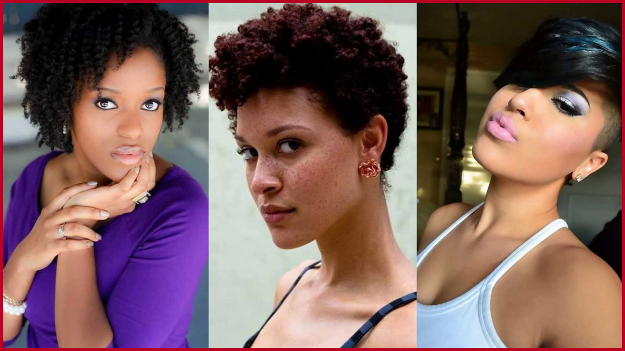 African American Short Natural Hairstyles For Round Faces 359800 Intended For Short Hairstyles For African American Women With Round Faces (Gallery 25 of 25)